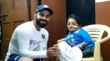 Watch: Virat Kohli meets special fan after Indore Test