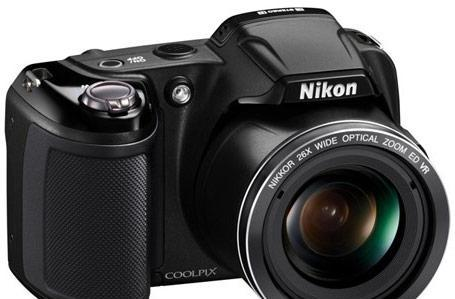 Nikon outs new Coolpix trio: L810 with 26x zoom, waterproof S30 and Intelligent Auto L26