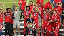 Flick: No deadline for Bayern's Champions League party to end