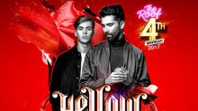 Fourth edition of PLAY Club's Red Party presents Yellow Claw