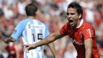 Facundo Parra jugará en el Rojo de Paraguay