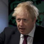 Boris Johnson refuses to say whether he will quit if the Tories fail to win the election