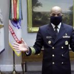 After watching surgeon general's Twitter video on face masks, doctor sent him research on the best materials to use