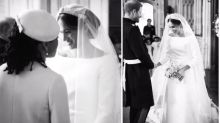 Harry and Meghan share unseen wedding album for anniversary