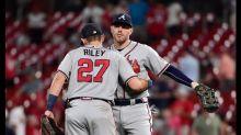 Braves bid for series sweep vs. Cardinals