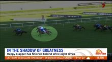 The horse that runs second to Winx