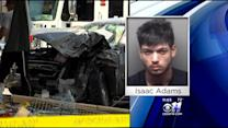 Fatal Fort Worth Crash Suspect Still In Jail