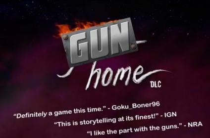 Dorkly unleashes a trailer for Gone Home's ideal DLC, Gun Home