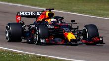 Motor racing-Verstappen quickest in final practice at Imola
