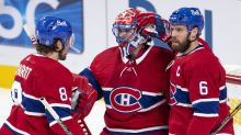 Canadiens beat Senators 3-1 to give new coach 1st NHL win