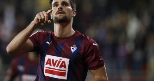 Foot - ESP - Espagne : Eibar enchaîne contre Las Palmas et s'accroche à la première partie de tableau