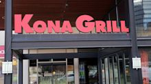Kona Grill posts a $2.5 million loss for the first quarter, announces move toward franchising