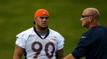 Titans sign Kyle Peko, Anthony Rush, waive Bruce Hector