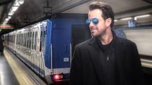 Mane de la Parre subió al metro ¡y le roban!