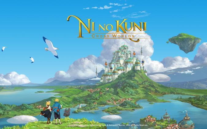'Ni No Kuni: Cross Worlds' mobile MMO