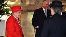 Queen joined by members of Royal Family to give a Christmas thank you to key workers