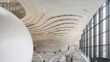 設計與文化:不愛看書的人也會愛上 天津濱海圖書館