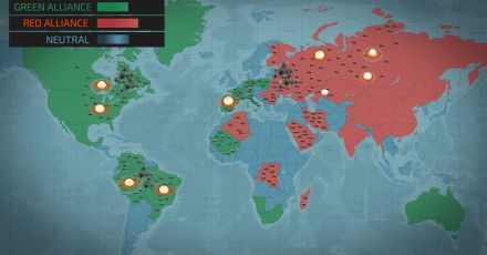 The WW3 real-time strategy game!