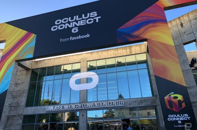 Watch the Oculus Connect 6 day 2 keynote at 1PM ET