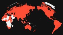 Coronavirus world map: which countries have the most cases and deaths?