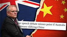 'Ridiculous': China's powerful rebuke to 'hypocritical' Aussies