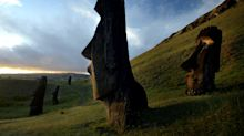 Archaeologists Solve Mystery Of How Easter Island's Tiny Population Built Hundreds Of Statues