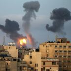 Hamas and Israel trade blows as Jerusalem unrest ignites Gaza