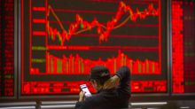 Global shares mostly rise while investors await trade news