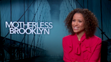 'Motherless Brooklyn' interview: Gugu Mbatha-Raw on the modern relevance of noir
