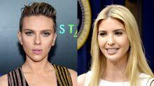 Scarlett Johansson Calls Ivanka Trump 'Cowardly' After CBS Interview