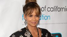 Halle Berry, 51, swears by workouts with resistance bands but ... how, exactly, do you use them?