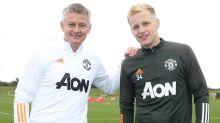 Van de Beek veut marcher dans les pas de ses maîtres néerlandais à Manchester United