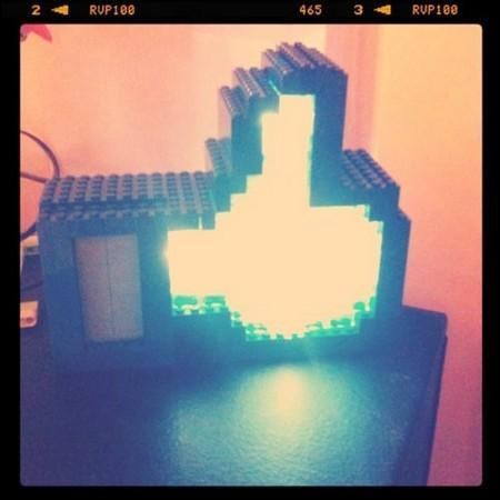 LikeLight lights up your likes with Legos, Arduino (video)