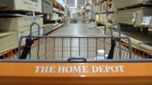 Stocks - Home Depot Jumps in Pre-market; Apple Gains; Switch Crashes
