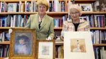 Trois tableaux volés par les nazis à un collectionneur d'art français de confession juive rendus à ses héritiers