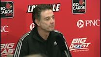 Complete video: Pitino on Ware, Final Four