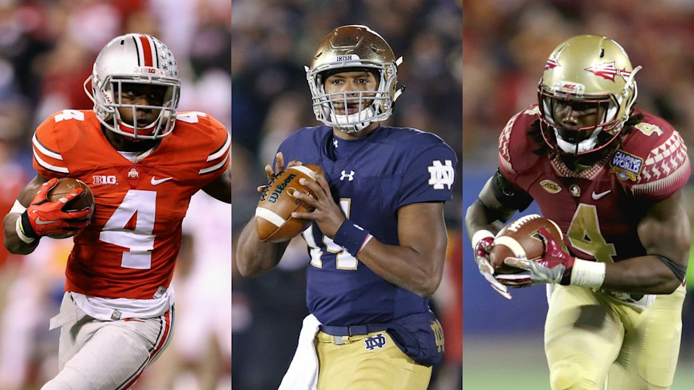 NFL Mock Draft Round 2, 3: Projections for best available players on Day 2