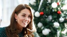 Kate Middleton just wore holiday's 'it' print for $645 — but you can wear it starting at $40