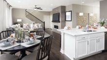 Model Home Grand Opening In Hagerstown