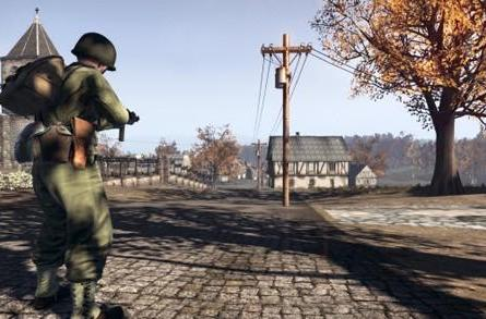 Heroes & Generals brings persistent WW2 action to your browser