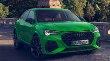 小型SUV的首選丨Audi RS Q3 Sportback