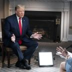 President Trump Leaks 60 Minutes Interview Footage —Including the Moment He Walked Out
