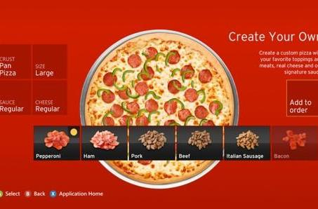 Pizza Hut Xbox 360 app made over $1 million in first four months