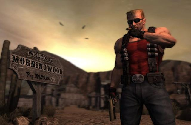The voice of Duke Nukem is now officiating weddings
