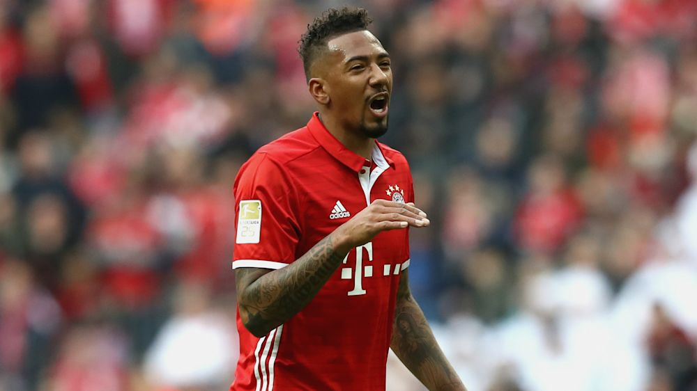 Boateng rules out Bayern exit