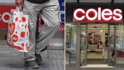 Man takes Coles to court for refusing to pack bags
