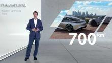 Mercedes EQS (2021) kommt wohl mit 700 Kilometer Reichweite