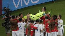 Chile crush Portugal on penalties to reach Confed Cup final