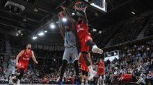 Basket - Euroligue (H) - Mathias Lessort ne sera pas conservé par le Bayern