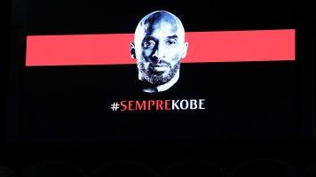 Kobe honored by his favorite childhood team